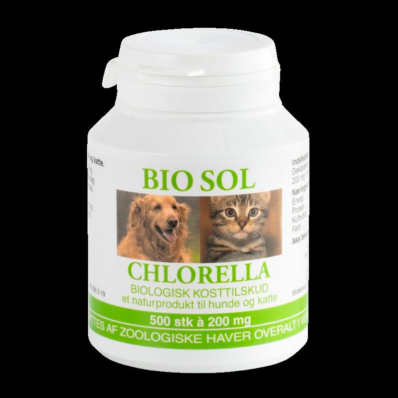 Bio Sol Chlorella Ø