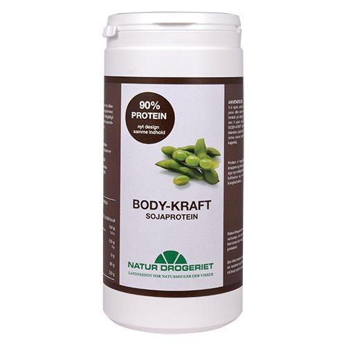 Image of Body Kraft Sojaprotein 81% - 400 gram