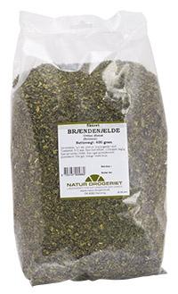 Image of   Brændenælde skåret fra Natur Drogeriet - 400 gram