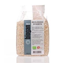 Image of Byggryn knækkede økologiske Biogan - 750 gram