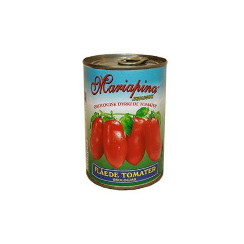 Image of   Flåede tomater økologiske - 400 gram