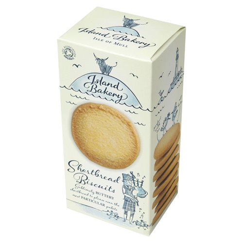 Shortbread cookies fra Doves Farm Øko - 150 gram