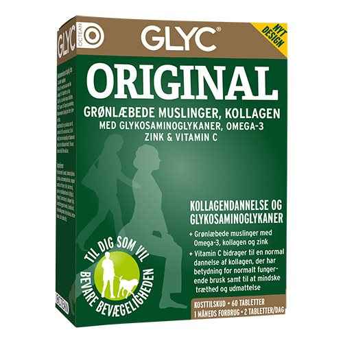 Glyc Original - 60 kapsler