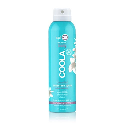 Image of   Coola Sport spray SPF 30 uparfumeret - 236 ml.