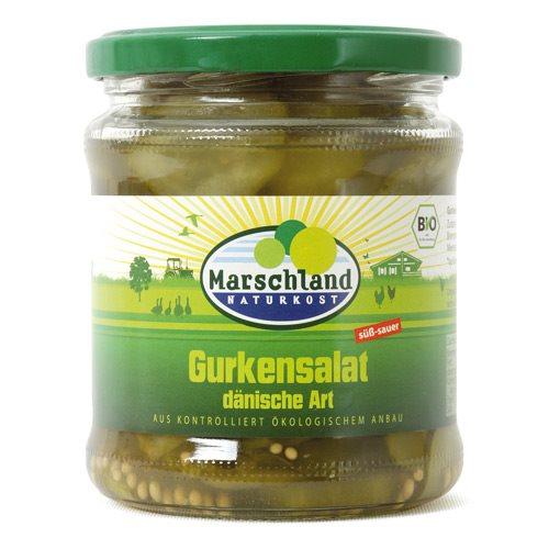 Image of Agurkesalat Økologisk - 330 gram