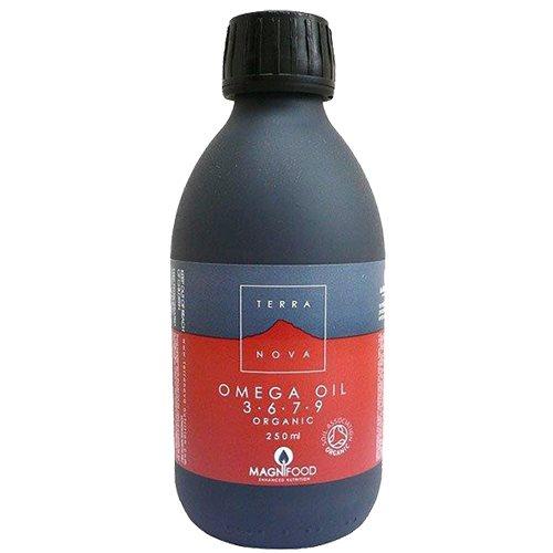 Image of Omega Oil Blanding 3-6-7-9 fra Terra Nova - 250 ml