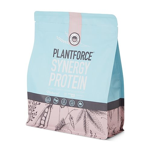 Plantforce Synergy Neutral Proteinpulver 800 gr