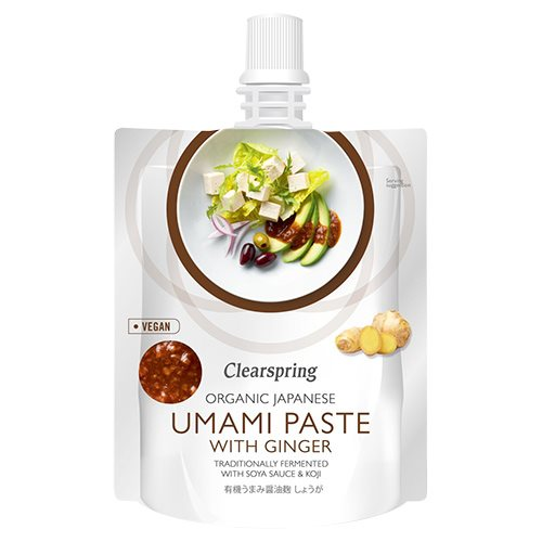 Japansk umam paste med ingefær økologisk - 150 gr