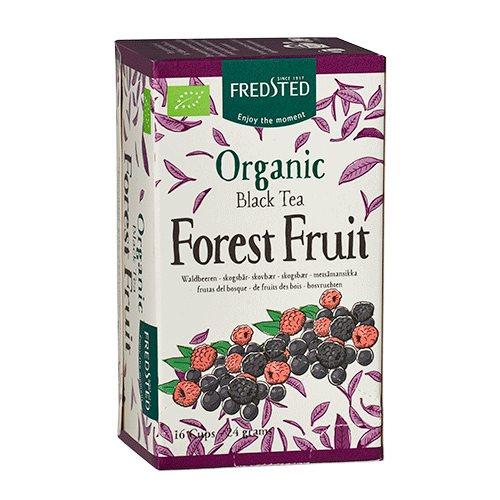 Image of   Fredsted The Forest Fruit Tea Ø (24 g)