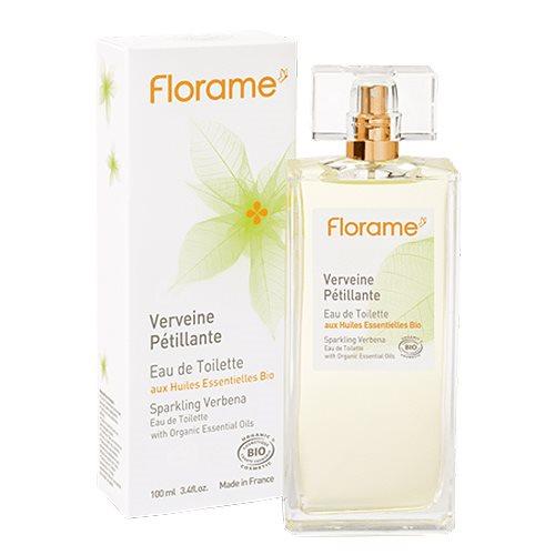 Florame Eau de Toilette Sparkling Verbena - 100 ml