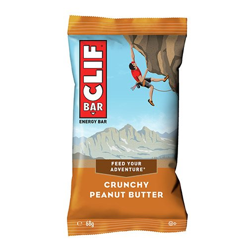Image of Clif bar crunchy peanutbutter