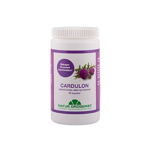 Cardulon 500 mg - 90 kapsler