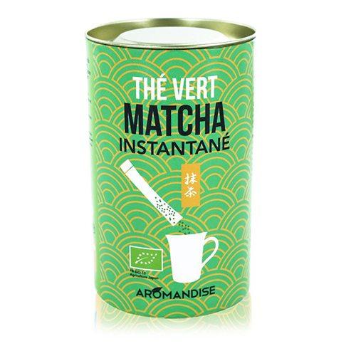 Image of Matcha instant te sticks Økologiske - 25 gram