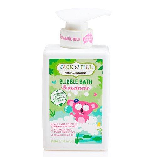 Image of   Jack NJill Sweetness Bubble bath (300 ml)