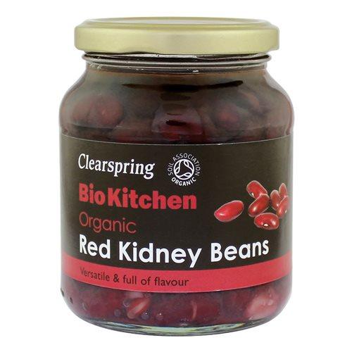 Image of   Kidneybønner fra Clearspring Økologiske - 360 gr