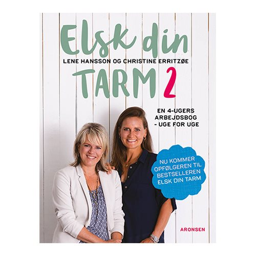 Image of   Elsk din tarm 2 - Bog af Hansson & Erritzøe