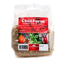 Chili Form the - 100 gram