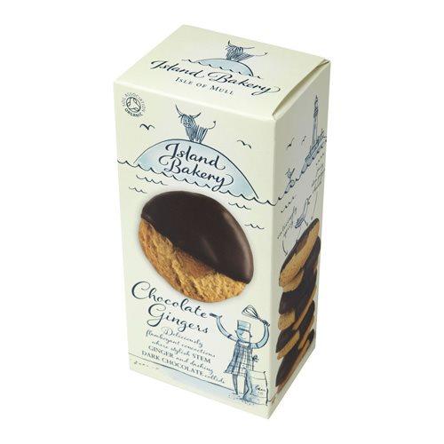 Image of Chocolate Gingers cookies Økologisk - 150 Gram