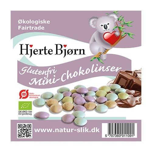 Image of Mini Choko linser glutenfri Ø - 100 g
