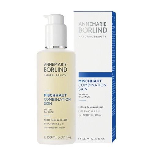 Combination Skin Cleansing Gel - 150 ml.