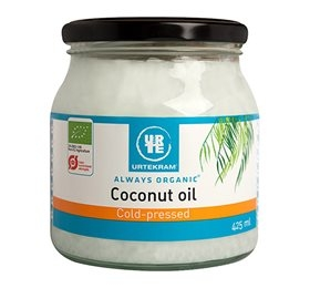 Billede af Kokosolie koldpresset Økologisk - 450 ml