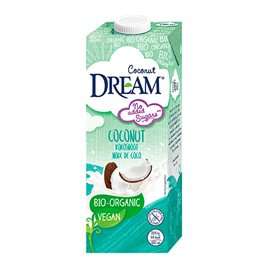 Image of   Coconut Dream Coconut & Rice Økologisk - 1 liter