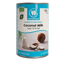 Image of   Urtekram Coconut milk Ø