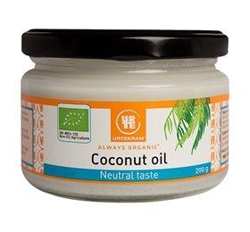 Urtekram kokosolie fra Netspiren
