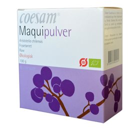 Coesam Maquipulver Økologisk - 100 gram