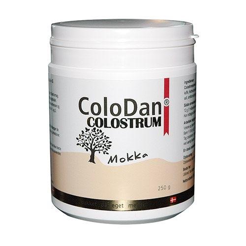 Image of ColoDan Colostrum pulver mokka