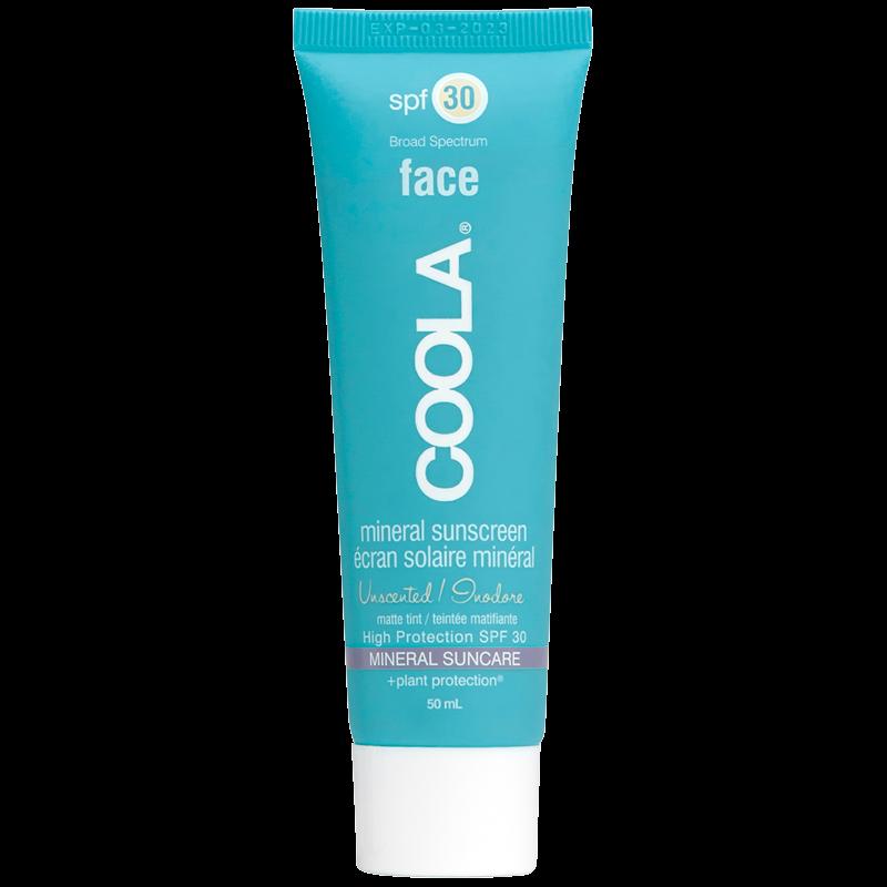 Coola Mineral Face Matte Tint SPF 30 - 50ml