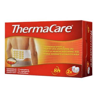 ThermaCare til ryg indeholder - 2 stk.