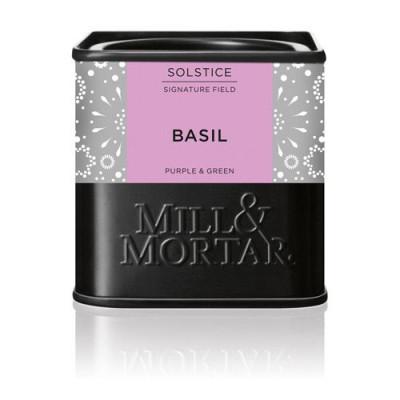 Basilikum purpur & grøn fra Mill & Mortar - 15 gr