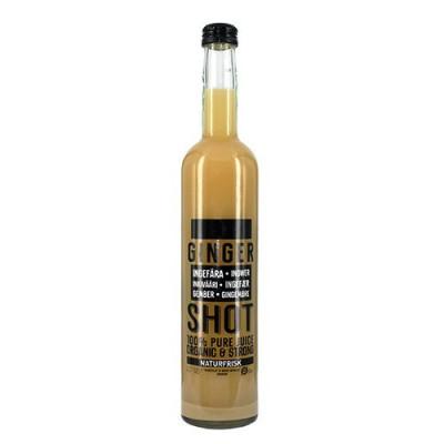 Ingefærshot Naturfrisk Økologisk - 500 ml.