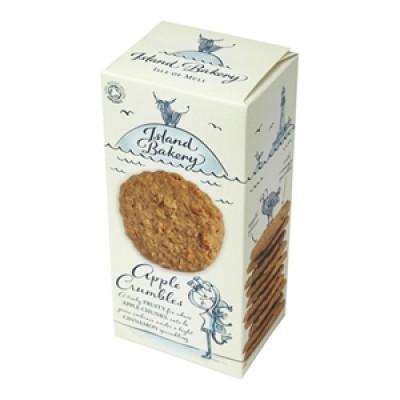 Apple crumbles cookies Ø - 150 gram