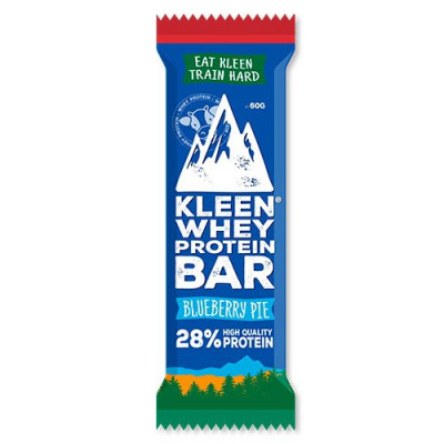 Kleen Whey Proteinbar Blueberry Pie (60 g)