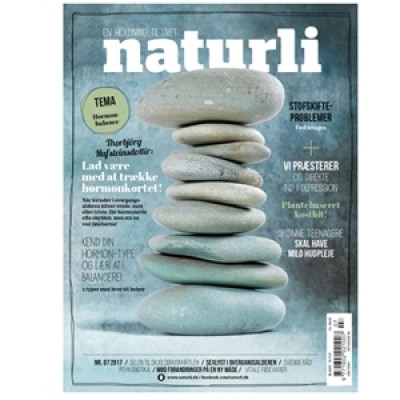 Helsebladet Naturli - Gratis helseblad