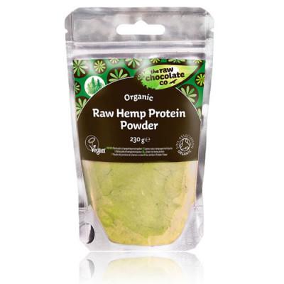 Hamp Protein Pulver Raw Ø (250 gr)