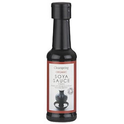 Clearspring Organic Soya Sauce Ø (150 ml)