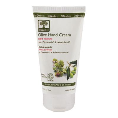 Bioselect Let Oliven Håndcreme (150 ml)