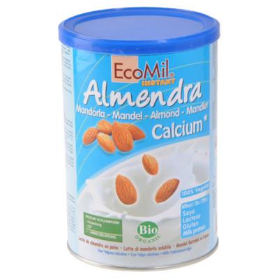 Instant mandel drik m. calsium Ecomil Ø (400 gr)
