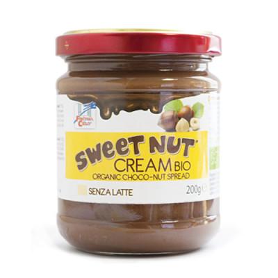 Sweet Nut Cream - Kakaonøddecreme uden sukker Ø (200 gr)