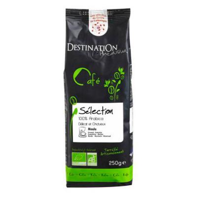 Arabica Kaffe Formalet 100% Ø (250 gr)