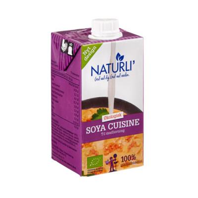 Naturli Soya Cuisine Ø (250 ml)