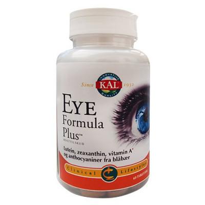 Innovative KAL Quality Eye Formula Plus (60 tab)