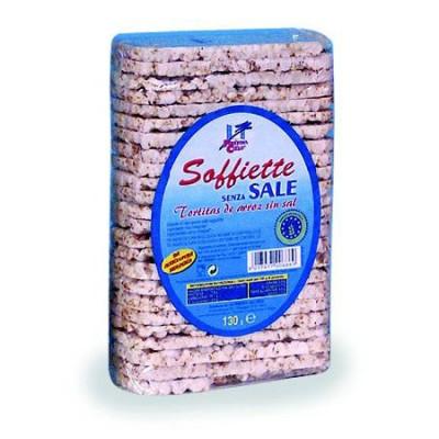 Riskiks U. Tilsat Salt Ø (130 gr)