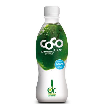 Coco Juice Dr. Martins øko. 330 ml.