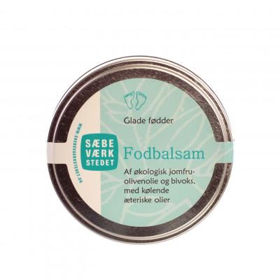 Sæbeværkstedet Fodbalsam (75 gr)