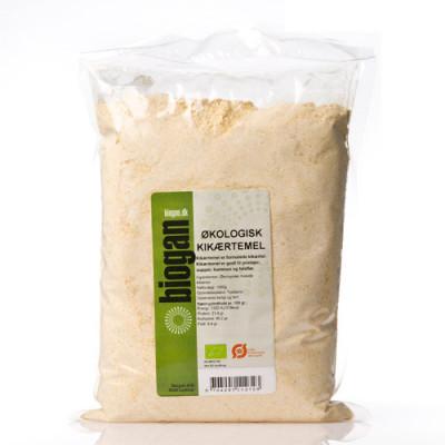 Kikærtemel Ø (1 kg)