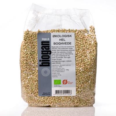 Biogan Hel Boghvede Ø (1 kg)